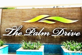 First Glimpse of The Palm Drive by Emaar MGF