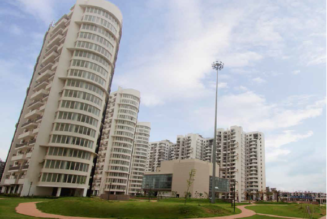 Project showcase - The Palm Drive By Emaar MGF Land Limited