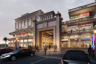 JMS Buildtech Ltd. gives New Gurgaon its first local shopping area