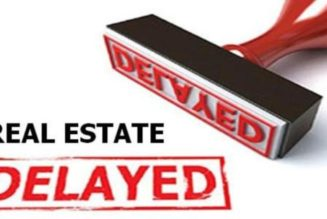 project delay real estate realtymyths