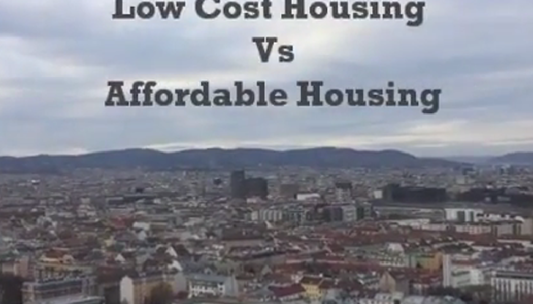 Affordable Housing: Are buyers really buying it affordably?