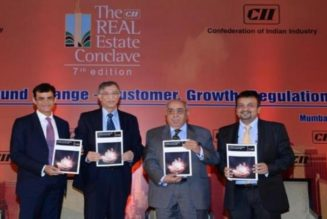 JLL India, CII, Realty Conclave 2016, Realtymyths