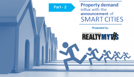 Property demand influx with the announcement of smart city - phase 2