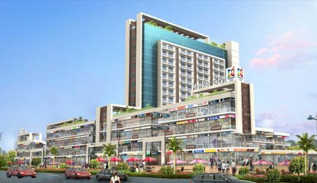 """Orris Infrastructure's """"Market City""""– One stop Commercial Hub"""