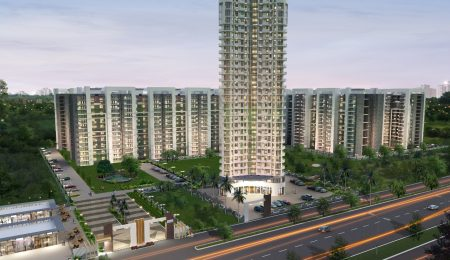 """Tulip Infratech started second phase construction of """"Tulip Violet"""""""