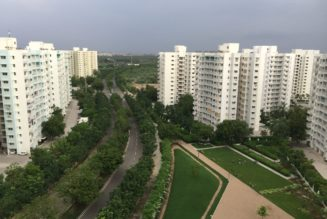 Godrej Garden City becomes the largest township in India to be certified at the Platinum level by the Indian Green Building Council