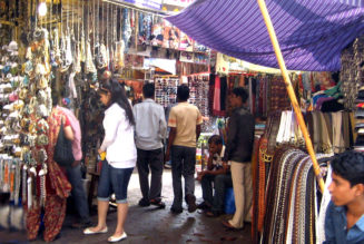 Top 5 streets to visit in Delhi
