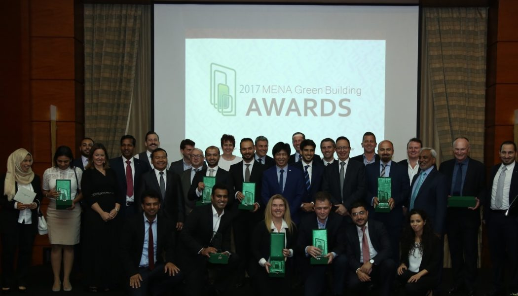 Guess who won the 2017 Sustainable Building Awards for the'Best Commercial Complex Development