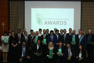 Guess who won the 2017 Sustainable Building Awards for the 'Best Commercial Complex Development