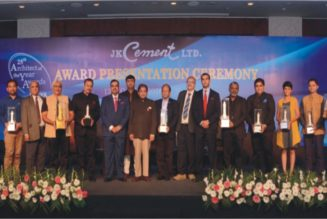 JK Cement all set to host the 26th edition of Architect of the Year Awards