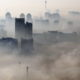 How did China and London tackle pollution?