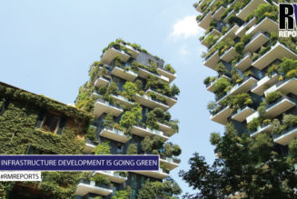Infrastructure development is going green