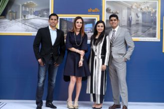 Renowned-interior-designer-Sussanne-Khan-along-with-Maulik-Sheth-and-Chi...