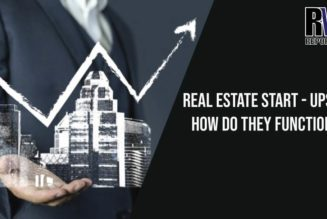 Real estate start-ups - how do they function