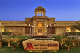 Marriott Resort and Spa in Jaisalmer