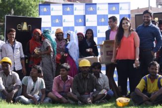Elan Group Organizes Free Health Check up Camp