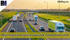 Major highway projects in-2018 RealtyMyths
