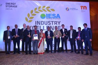 Award Winners at Energy Storage India 2019 RealtyMyths