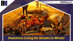 homeless living on streets RealtyMyths