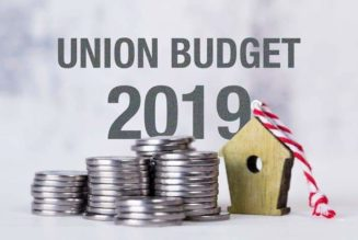 Union Budget 2019 Emphasizes ease of doing business and ease of living RealtyMyths