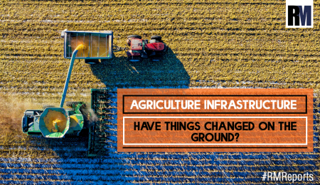 Agriculture infrastructure RealtMyths
