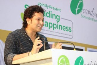 Sachin Tendulkar and Schneider Electric - RealtyMyths