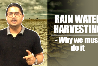 Rain-water-Havesting- RealtyMyths News