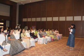 Mother's Day celebration with various health sessions for moms at DLF Club5 - RealtyMyths