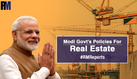 Modi Government and Indian Real Estate RealtyMyths