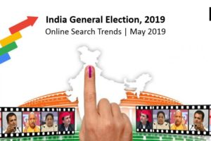 Search Trend of Lok Sabha Election – 2019
