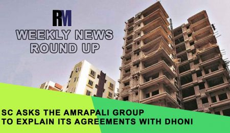 SC asks the Amrapali Group to explain its agreements with Dhoni   Weekly News Round-Up – RealtyMyths