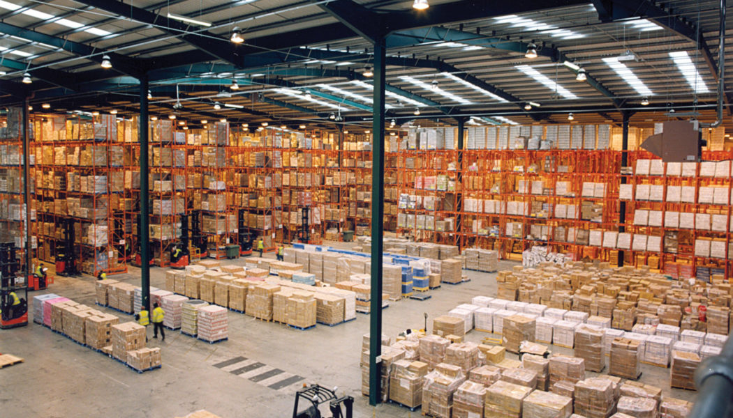PE Funds Inject $1.1 bn into Logistics & Warehousing in 2 Yrs