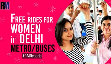 How Feasible Is Free Rides for Women in Delhi Metro/Buses?