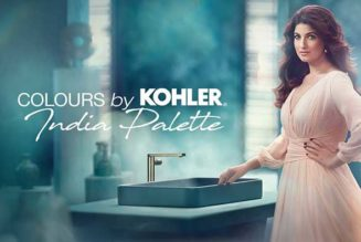 KOHLER unveils digital first colors campaign with Twinkle Khanna