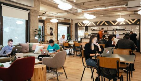 Huge investments enabling co-working spaces to scale up and innovate