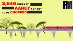 Mass Deforestation- Facets of theAareyMetro Debacle RealtyMyths