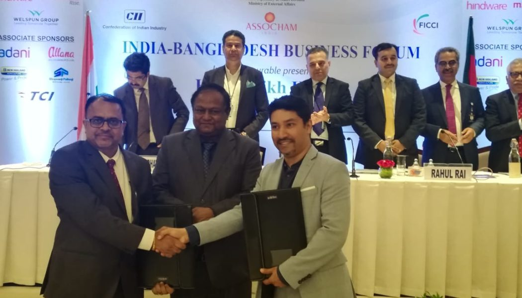 India-Bangladesh Business Forum achieves 4iR R&D alliance RealtyMyths