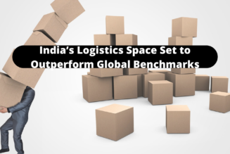 India's Logistics Space Set to Outperform Global Benchmarks