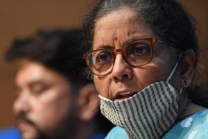 Nirmala Sitharaman Economic Package COVID RealtyMyths